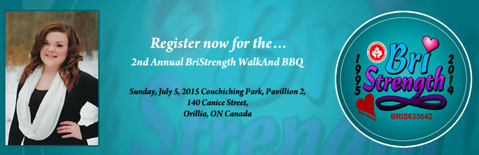 BriStrength Walk and BBQ