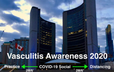 vasculitis awareness 2020