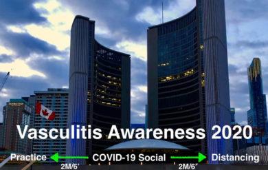 vasculitis awareness 2020